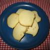 簡単でうまく出来る練乳クッキーを焼きました