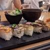 新感覚な魅惑のアブリシャス。ここでしか食べられない贅沢な創作寿司をランチでコスパよく【渋谷「KINKA sushi bar izakaya 渋谷」アブリシャス8貫(1490円)】