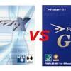 ファスタークG-1とラクザXを徹底比較レビュー バック面での使用についても考える