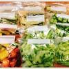 農家の野菜保存術!キュウリ✖ ジップロック作り置き4種類!