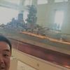 大和ミュージアムに行きました。一番知らないといけない歴史やと思います。