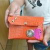 本社ファミリーフェア☺︎革小物手作り体験コーナーが大人気でした❣️