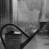 やっぱりモノクロ!もいい。Leicaで雨の南青山。