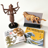 「海洋堂フィギュア展」のガチャガチャで阿修羅像を見事にゲットしました!