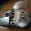 先日紹介したマウス BSMOU05Sシリーズを清掃した結果・。;