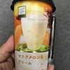ローソン ウチカフェ マスクメロン&クリーム 純生クリーム使用 飲んでみました