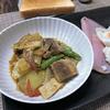 さばの水煮と野菜の含め煮