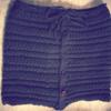 ポンチョ&スカート