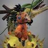 ドラゴンボールガレージキット(孫悟空+神龍)Legendary Collectibles