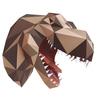 ポリゴンなティラノサウルスのペーパークラフトを作った