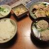 豚肉とアスパラガスとズッキーニの炒め物