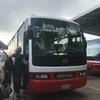 【カンボジア】プノンペンからシェムリアップまでメコンエクスプレスのバス移動!