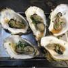 上野 真牡蠣 生2 焼き5