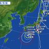 台風と仕事と会社