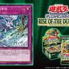 【遊戯王】新規カード《天龍雪獄》が判明!【RISE OF THE DUELIST】