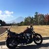 箱根ツーリング 富士山が良く見えました!