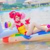 【驚愕】中国人美少女コスプレイヤー「小柔SeeU」さんがもはやCGかと疑うレベル!
