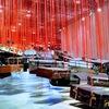塩田千春展:魂がふるえる ── 六本木に降る白と赤と黒の糸