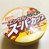 meiji スーパーカップ マロン味 発売されていたので…