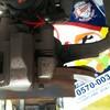 ブレーキパッド交換   Brake pad replacement part