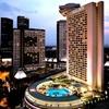 シンガポール旅行記サプライズ1 F1が見えるホテルに泊まる(パンパシフィック・シンガポールホテル)