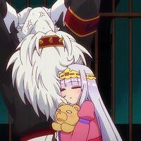#02 姫と怒りのモフモフ