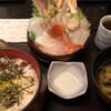 「軍ちゃん」(直江津店) 海鮮丼を喰らう