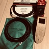 ダダリオ製 PLANET WAVES American Stage Instrument Cableのレビュー