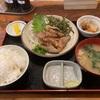 福岡天神南の「炉端焼き磯貝天神店」で海鮮ランチ~おじさんはごまサバ定食を食べた。