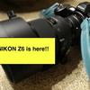 心を込めてNIKONフルサイズミラーレスZ6をレビューします!!