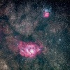 RRS &30秒で撮るLagoon Nebula