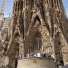 スペインの春⑨サグラダ・ファミリア昼間編及びサン・ジョルディの日にて幕