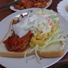 幸運な病のレシピ( 2001 )昼:ウルトラゴージャスサンドイッチ(笑)、お店のサンドイッチなど比較出来ないデリシャス