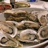 土曜日の食卓~牡蛎祭り