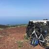 噴火が造りだしたダイナミックな光景が拡がる三宅島を自転車で巡る
