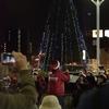 淵野辺駅のクリスマスイルミネーション点灯されました!