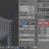 Blenderでボクセルモデルを作ってみよう 5(モディファイアを適用する)