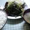 札幌市 定食屋 銀星食堂(閉店) / カツカレー以外を食べてみる