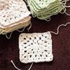 かぎ針編みに熱中しすぎ