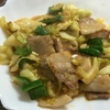 回鍋肉を簡単人気レシピで作ってみた、ホイコーローってご飯が進む