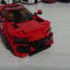 【レゴ自作】レゴで新型NSX再現してみた
