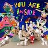 アート展「YOU ARE INSIDE」夫婦で開催します!!