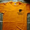 私の古着から80年代と思われる「RUSSELL ATHLETIC」ボディのTシャツをご紹介。アスレチック系プリントです