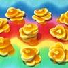 ハート形のホットケーキの作り方
