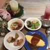 パークフロントホテル ビュッフェレストラン  「アーカラ」さんでランチ〜♪大阪旅行♪