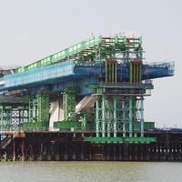 筑後川橋と早津江川橋