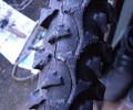 タイヤ交換(自転車の)
