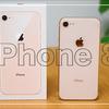 iPhone8ゴールドモデルの開封レビュー!女性に人気が出そうな上品なカラーが魅力的!