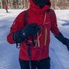 スキーに行ったのでスキー場で使う快適なカメラとカメラ携行を考えた