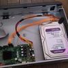 レコーダー HDDの交換方法